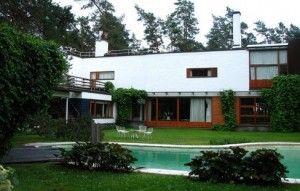 Villa mairea wood house a aalto