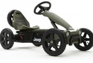 Jeep Adventure go-kart
