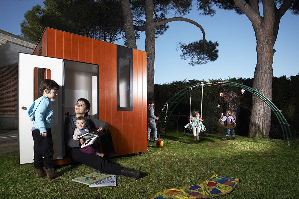 Kids playhouse Hobikken Twin