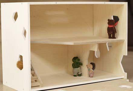 Modern dollhouse Kyoto