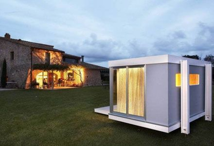 Modern playhouse benefits