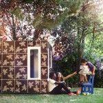 Outdoor playhouse Casaforum