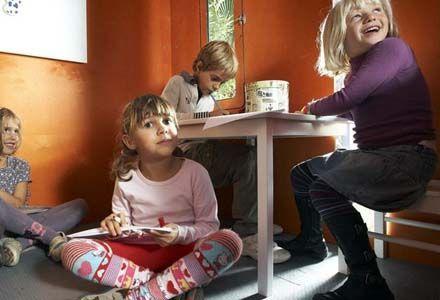 Pedagogical playhouse benefits