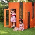 Wooden playhouse Hobikken Mini