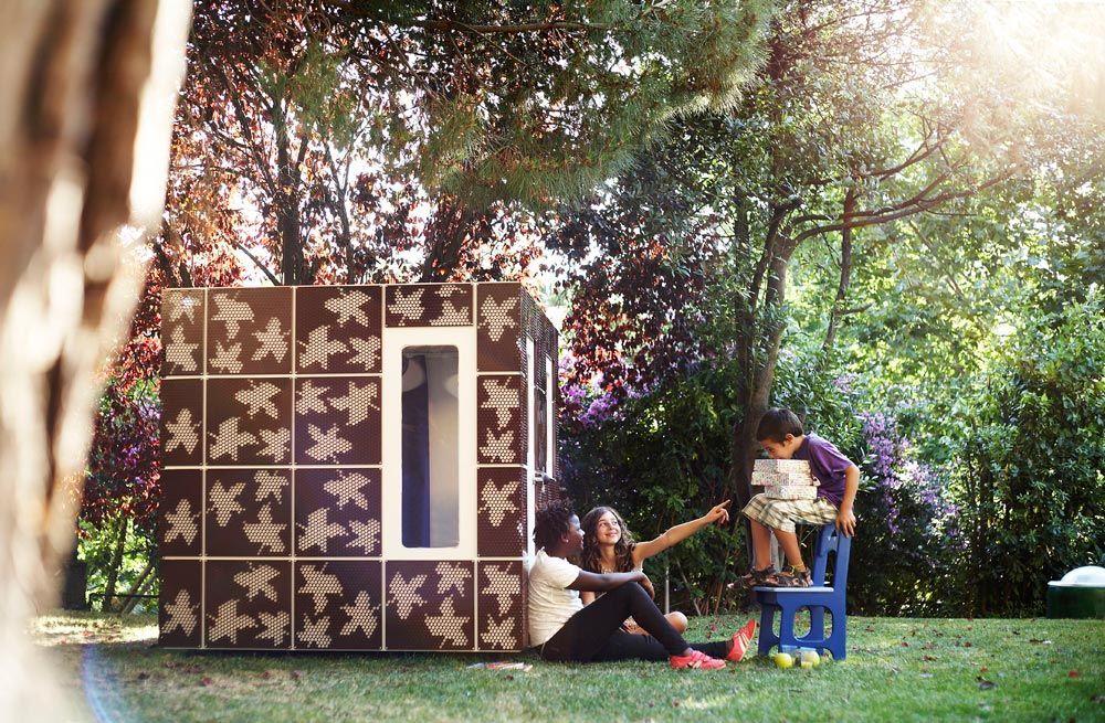 Cabañas de lujo para niños   smartplayhouse