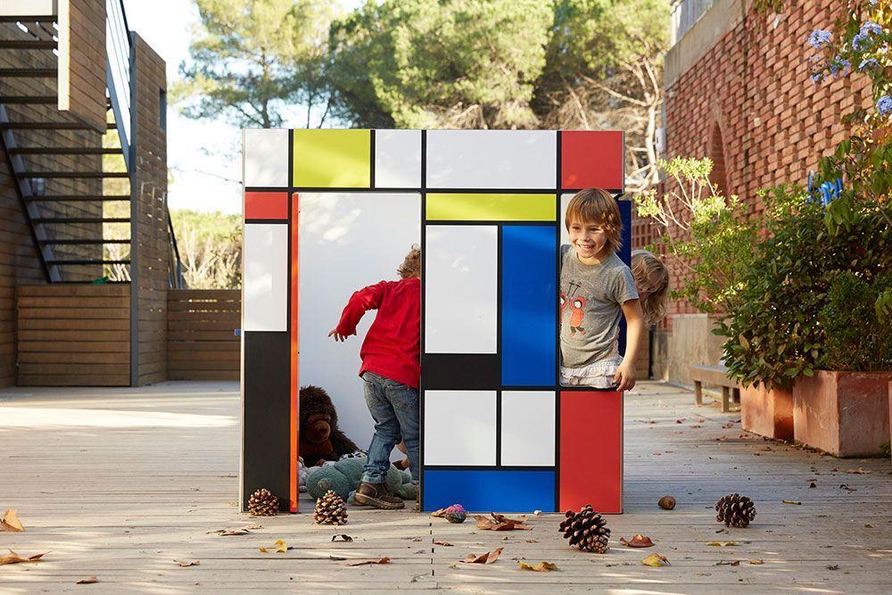 Cabañas modernas para niños - Smartplayhouse