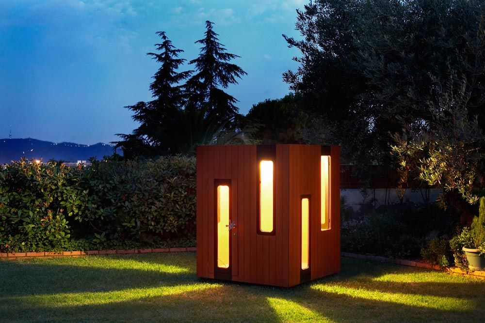 casita de jardin Hobikken Mini