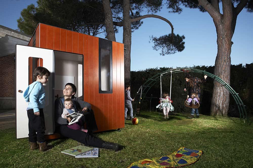 casita para niños Hobikken Junior