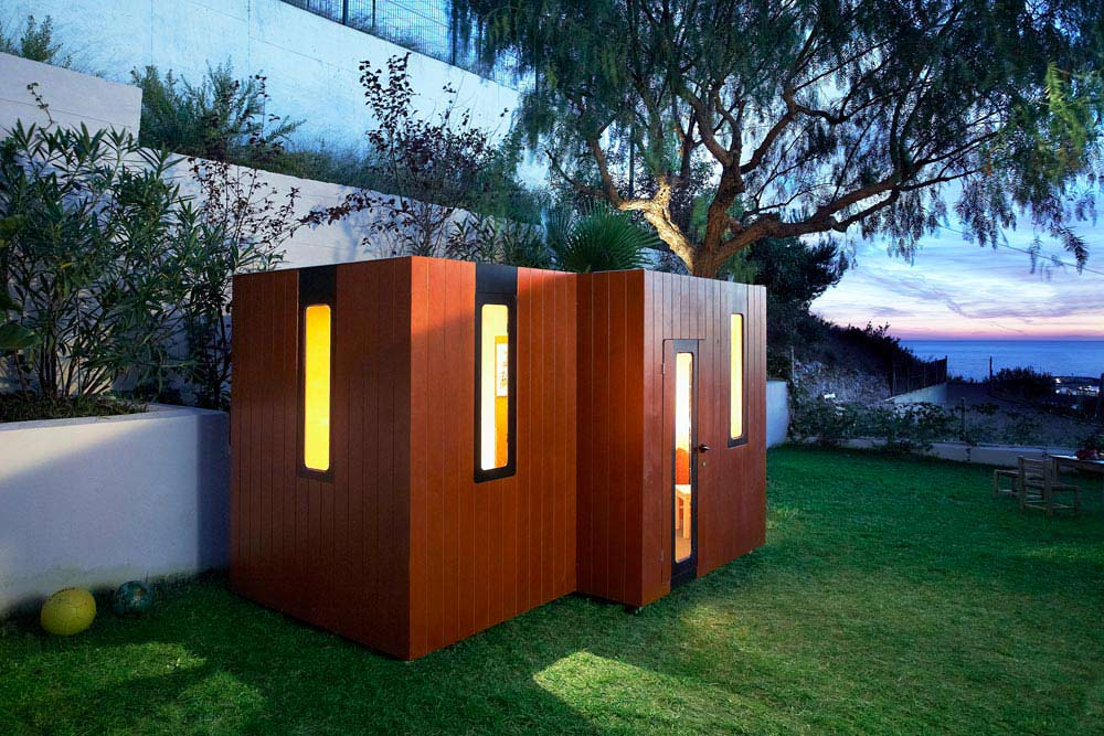 Casita para ni os smartplayhouse dise o y modernidad - Casitas de jardin para ninos de segunda mano ...