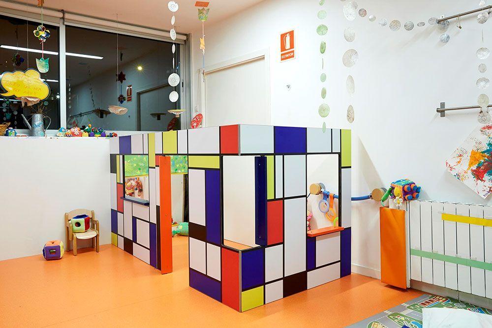 Indoor spielhaus StijlHaus 3W