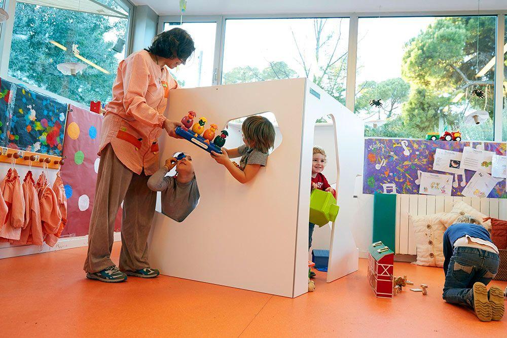 Kinderspielhaus Kyoto Indoor