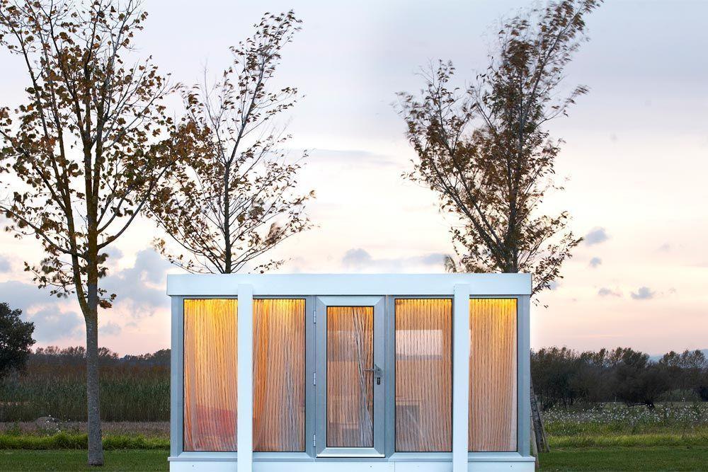 spielhaus design für kinder - smartplayhouse, Gartengestaltung