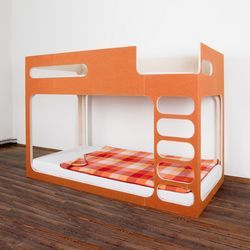 Perludi plywood bunk
