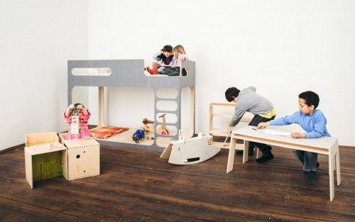 Mobilier pour maisonnettes Perludi