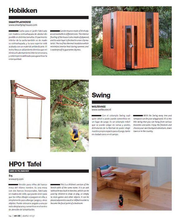 ON Diseño magazine