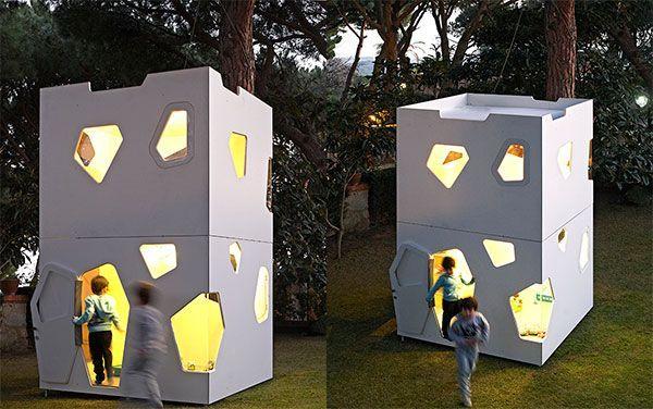 Cabane chic design