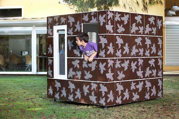 Casita de jard n para ni os casaforum smartplayhouse for Casita para jardin