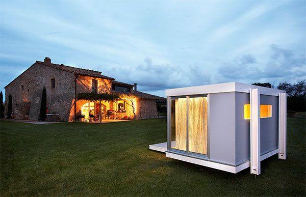 Luxury playhouse for big gardens