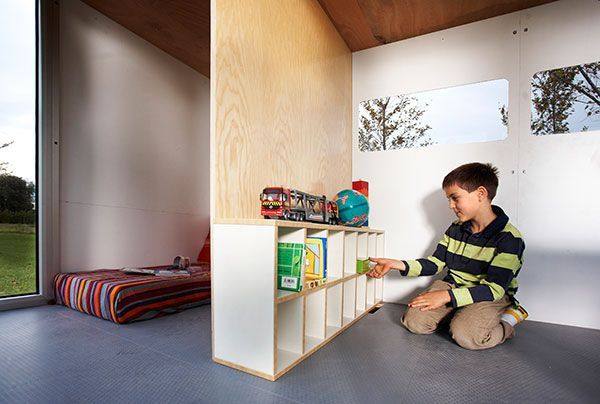 Luxury playhouse for unique children