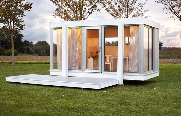 Luxury playhouse for gorgeous gardens