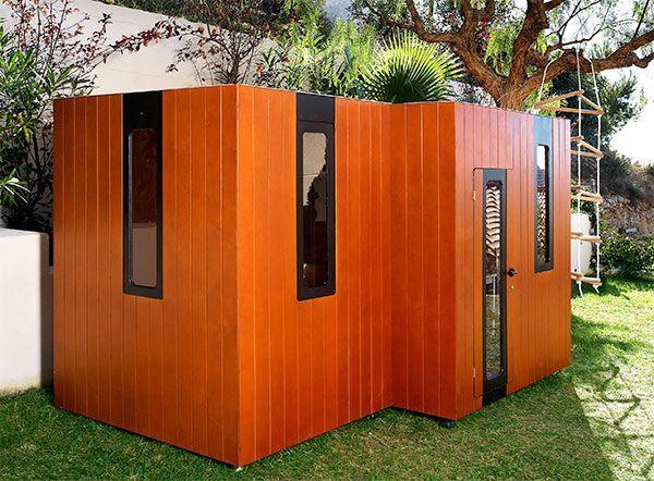 Luxus spielhaus mit Birkensperrholz